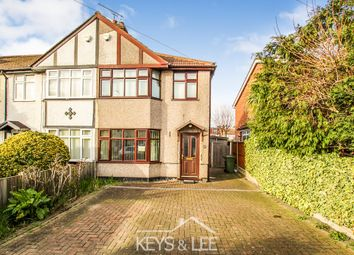 Thumbnail 2 bed end terrace house for sale in Collier Row Road, Collier Row, Romford