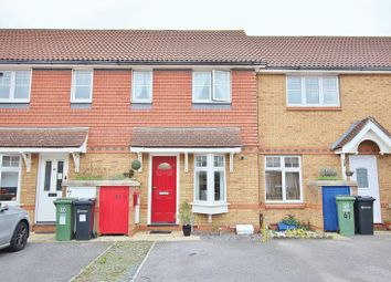 Thumbnail 2 bedroom terraced house for sale in Warspite Close, Portsmouth