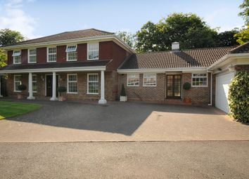 Thumbnail 5 bed detached house to rent in Sherwood Drive, Maidenhead, Berkshire
