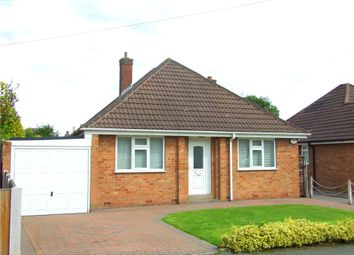 Thumbnail 3 bedroom detached bungalow for sale in Hardwick Avenue, Allestree, Derby