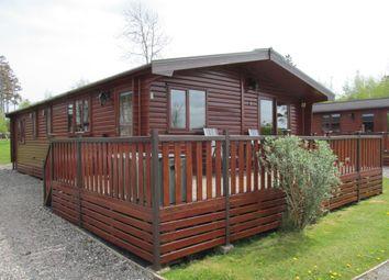 Thumbnail 3 bed mobile/park home for sale in Flusco Wood Park (Ref 5002), Flusco, Penrith, Cumbria