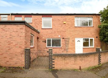 Thumbnail 4 bed terraced house for sale in Bosanquet Close, Uxbridge, Middlesex