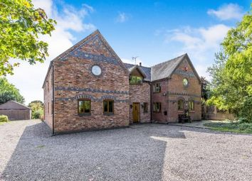 Thumbnail 5 bed detached house for sale in Audlem Road, Hankelow, Crewre, Cheshire
