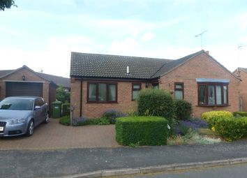 Thumbnail 3 bedroom detached bungalow for sale in Grove Way, Bury, Huntingdon