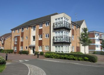 Thumbnail 2 bed flat for sale in Shearer Close, Havant, Hampshire