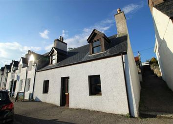Thumbnail 3 bed cottage for sale in 18, Shore Street, Ullapool