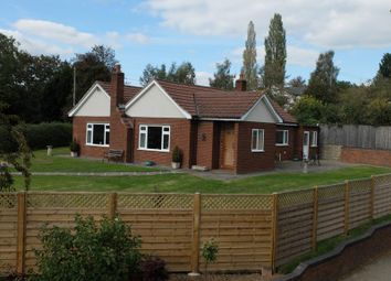Thumbnail 4 bed bungalow for sale in The Gables, Ochre Hill, Wellington Heath, Ledbury, Herefordshire