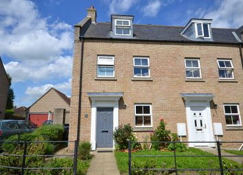 Thumbnail 3 bedroom town house to rent in Columbine Road, Ely