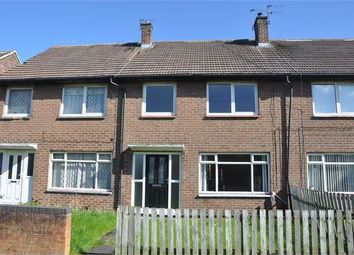 Thumbnail 3 bed terraced house to rent in Broomfield, Jarrow, Tyne & Wear.