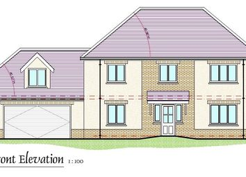 Thumbnail 4 bedroom detached house for sale in Opposite Penparc, Horeb