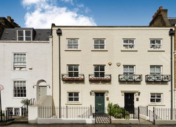 Thumbnail 5 bedroom terraced house for sale in South End Row, London