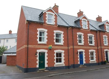 Thumbnail 4 bed town house to rent in Masterson Street, St Leonards, Exeter, Devon.