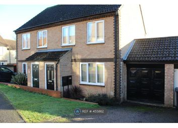 Thumbnail 3 bedroom semi-detached house to rent in Ecton Park Road, Northampton