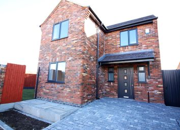 Thumbnail 4 bed detached house for sale in Central Avenue, Stapleford, Nottingham
