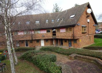 Thumbnail 1 bed flat for sale in Round Mead, Poplars, Stevenage, Herts