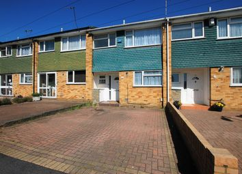 Thumbnail 3 bed terraced house to rent in Sunnydene Close, Harold Wood