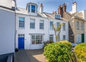 Thumbnail 4 bed terraced house for sale in St George's Esplande, St. Peter Port, Guernsey