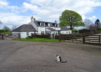 Thumbnail 4 bed equestrian property for sale in Castle Douglas, Dumfries & Galloway