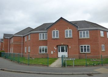 Thumbnail 2 bedroom flat to rent in Station Road, Castle Donington, Derby