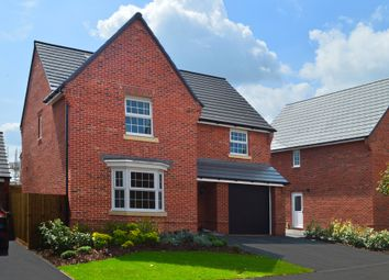 "Thumbnail 3 bed detached house for sale in ""Lullingstone"" at Main Road, Earls Barton, Northampton"