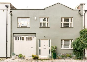 Thumbnail 4 bedroom mews house for sale in Albert Terrace Mews, Primrose Hill, London