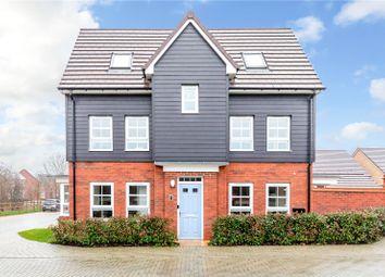 4 bed detached house for sale in Cornelius Crescent, Fairfields, Milton Keynes MK11