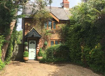 Thumbnail 3 bed semi-detached house for sale in Pages Lane, East Boldre, Brockenhurst, Hampshire