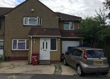Thumbnail 4 bed semi-detached house for sale in Wexham, Slough, Berkshire