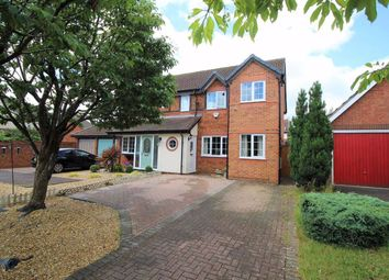 Thumbnail 3 bed property for sale in Sandown Drive, Chippenham, Wiltshire