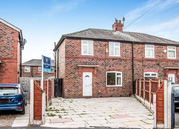 Thumbnail 3 bed semi-detached house to rent in Sefton Crescent, Sale