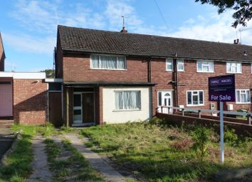 Thumbnail 2 bed end terrace house for sale in Bassnage Road, Halesowen