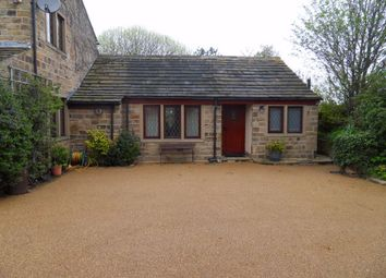 Thumbnail 1 bed semi-detached bungalow to rent in Chapel Row Cottage, Briestfield Road, Briestfield, Dewsbury