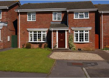 Thumbnail 4 bed detached house for sale in The Mews, Lydiard Millicent, Swindon