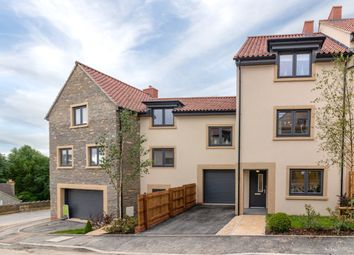 "Thumbnail 3 bed town house for sale in ""The Coxley"" At Pesters Lane, Somerton TA11, Somerton,"