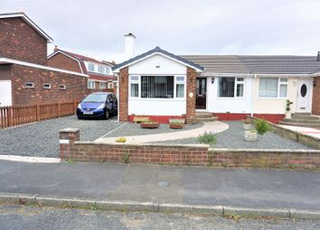 Thumbnail 2 bed semi-detached bungalow for sale in Greenways, Consett