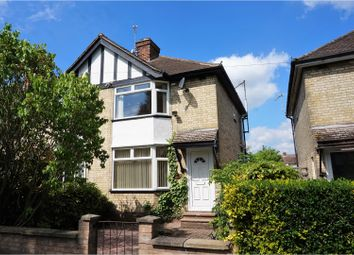 Thumbnail 2 bedroom end terrace house for sale in Brampton Road, Cambridge