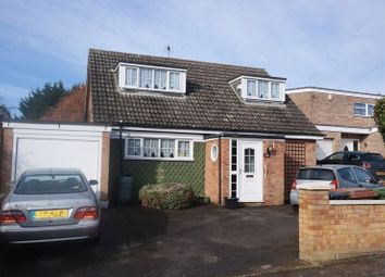 Thumbnail 4 bed detached bungalow for sale in Stanwell Way, Wellingborough