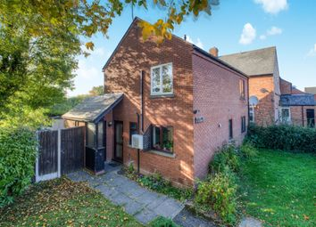 Thumbnail 3 bed link-detached house for sale in Knowle Close, Church Hill South, Redditch