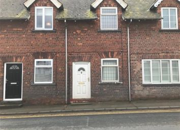 Thumbnail 1 bed terraced house for sale in Main Street, Bubwith, Selby