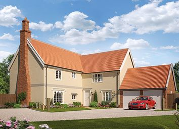 Thumbnail 5 bed detached house for sale in Earl's Meadow, The Street, Easton, Suffolk