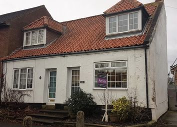 Thumbnail 2 bed end terrace house for sale in North End, Sedgefield