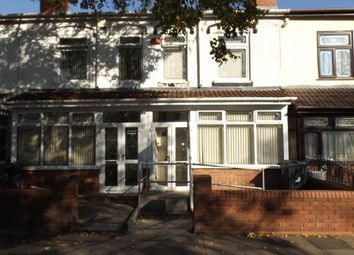 Thumbnail 3 bed terraced house for sale in Sandbourne Road, Ward End, Birmingham, West Midlands
