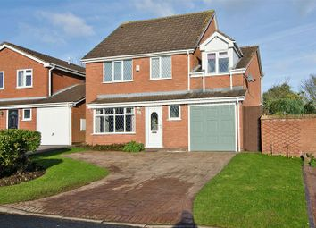 Thumbnail 5 bed detached house for sale in Hartslade, Boley Park, Lichfield