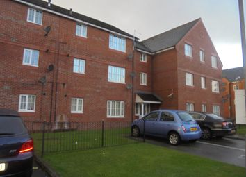 Thumbnail 2 bed flat to rent in Queens Court Lloyds Road, Manchester