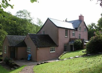 Thumbnail 5 bedroom detached house to rent in Whitebrook, Monmouth