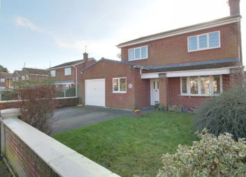 Thumbnail 4 bed detached house for sale in Langrick Avenue, Howden, Goole