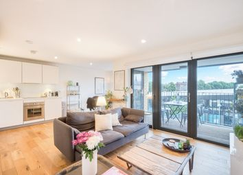 Thumbnail 1 bed flat for sale in Oval Quarter, Camberwell, London