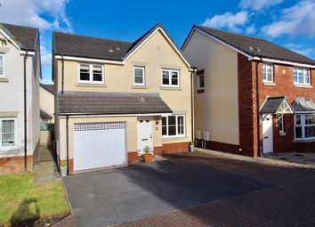 Thumbnail 4 bed detached house for sale in Clos Y Wern, Pontarddulais, Swansea
