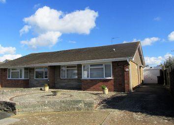 Thumbnail 2 bedroom semi-detached bungalow for sale in Stradbrook, Gosport