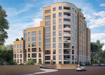 Thumbnail 1 bed flat for sale in Admiral Court, 34 The Waldrons, Croydon